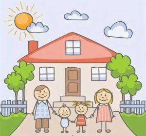 «Обеспечение жильем молодых семей в Республике Татарстан»   Программа предполагает выделение социальной выплаты на приобретение (строительство) жилья в размере 30% средней стоимости жилья – для молодых семей, не имеющих детей  35 % средней стоимости жилья – для молодых семей, имеющих одного и более ребенка.    Участником программы может быть молодая семья, в том числе неполная молодая семья, состоящая из одного молодого родителя и одного и более детей, соответствующая следующим условиям непревышение возраста каждого из супругов либо одного родителя в неполной семье в планируемом году 35 лет при принятии государственным заказчиком республиканской программы решения о включении молодой семьи – участницы программы в список претендентов на получение социальной выплаты признание семьи нуждающейся в улучшении жилищных условий в соответствии с действующим законодательством (в соответствии с решением Казанской городской Думы от 01.11.2006 №10-13 «Об учетной норме площади жилого помещения и норме предоставления площади жилого помещения по договору социального найма» общая площадь на одного человека не должна превышать 12 кв.м. При наличии у Вас и членов Вашей семьи нескольких жилых помещений, занимаемых по договорам социального найма и (или) принадлежащих им на праве собственности, определение уровня обеспеченности общей площадью жилого помещения будет осуществляться исходя из суммарной общей площади всех указанных жилых помещений) регистрация по месту постоянного жительства на территории муниципального образования города Казани всех членов молодой семьи, включая детей наличие у семьи доходов либо иных денежных средств, достаточных для оплаты расчетной (средней) стоимости жилья в части, превышающей размер предоставляемой социальной выплаты.    Для участия в программе молодой семье необходимо обратиться в администрацию района Исполнительного комитета г.Казани по месту регистрации, представив полный пакет документов. Если Вы и Ваш супруг(а) зарегистрированы в разных районах гор